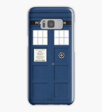 Who's Calling - Galaxy Edition Samsung Galaxy Case/Skin