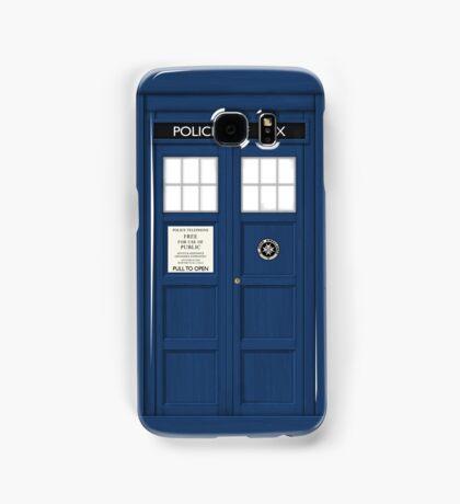 Who's Calling - Galaxy Edition Samsung Galaxy Case/Skin