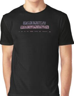 Philosopher - Question Everything (Distressed Stone Font) Graphic T-Shirt