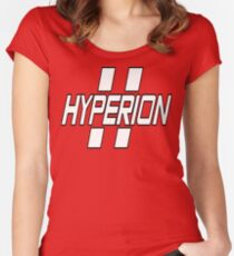 Hyperion Women's Fitted Scoop T-Shirt