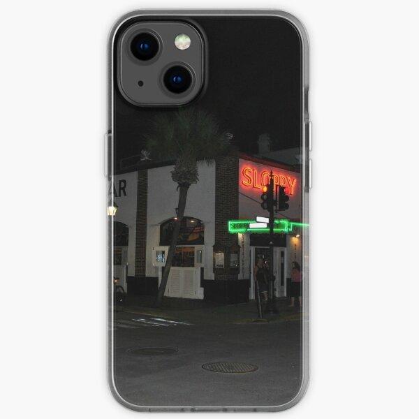 Sloppy Joe's Key West  iPhone Soft Case