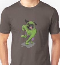 The Incredible Pug Unisex T-Shirt