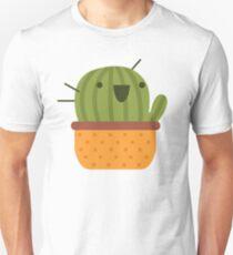 Happy Cactus Unisex T-Shirt
