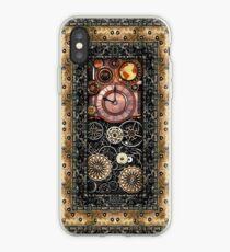 Infernal Steampunk Timepiece #2B Vintage Steampunk phone cases iPhone Case