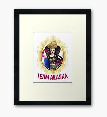 Rupaul's Drag Race - Team Alaska Framed Print