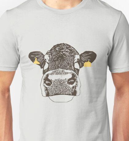 Lady Cow Unisex T-Shirt
