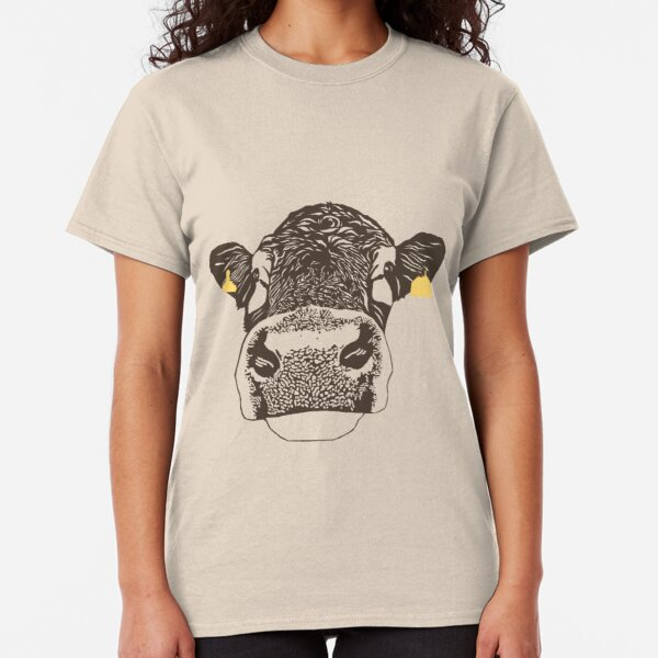 Lady Cow Classic T-Shirt