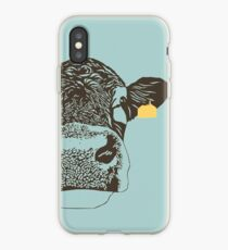 Lady Cow iPhone Case