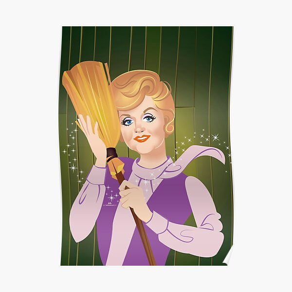 My first broom Poster