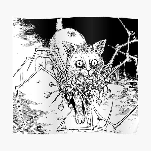 Soichi's Beloved Pet - Junji Ito Poster