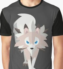 Lycanroc Day Graphic T-Shirt
