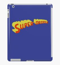 Super Grover iPad Case/Skin