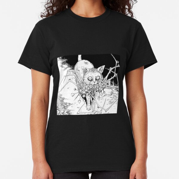 Soichi's Beloved Pet - Junji Ito Classic T-Shirt
