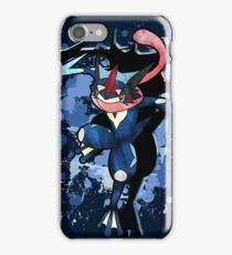 The Water Ninja iPhone Case/Skin