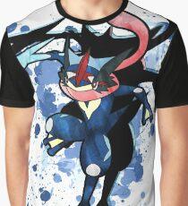 The Water Ninja Graphic T-Shirt