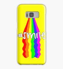 Vomiting Rainbows Samsung Galaxy Case/Skin