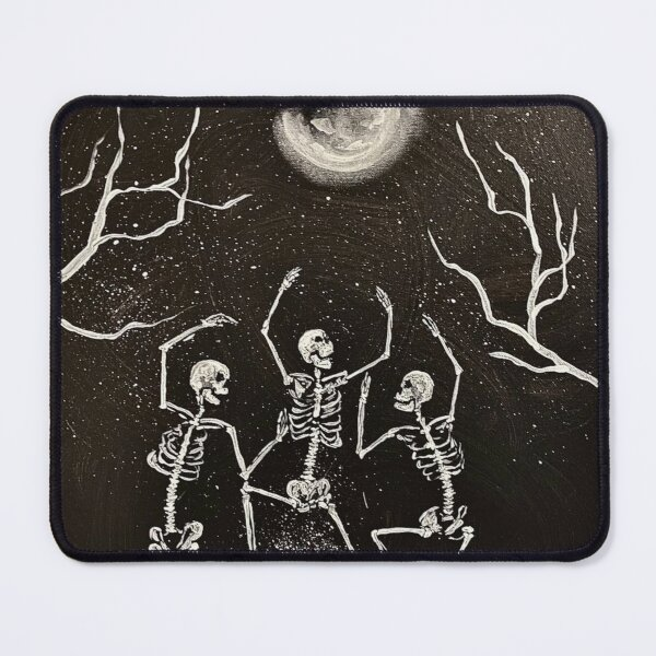 Dancing in the moonlight Mouse Pad