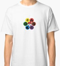 Pokemon Sacred Geometry Classic T-Shirt