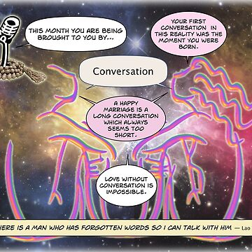 This Month's sponsor - Conversation by Paulreynolds