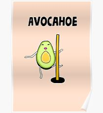 Avocahoe Poster