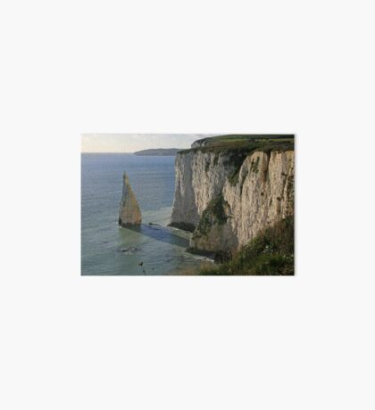 The Pinnacles and Peveril Point Art Board
