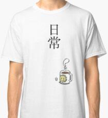 Nichijou title - UPDATED Classic T-Shirt
