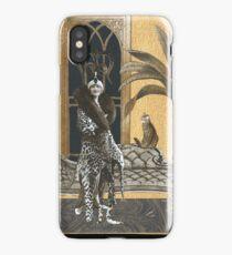 Mme. Ocelot & Babou iPhone Case/Skin