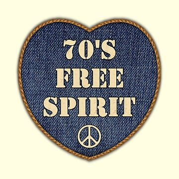 70's Free Spirit by plidner