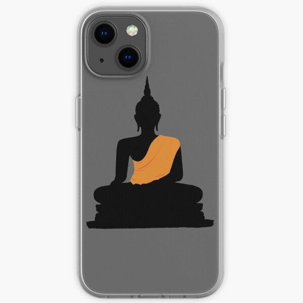 Wat Mahathat Buddha iPhone Soft Case