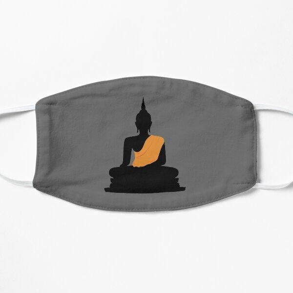 Wat Mahathat Buddha Flat Mask