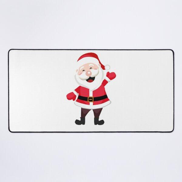 I love Santa -Christmas Season Desk Mat