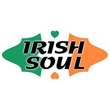 Wonderful Irish Soul by plidner