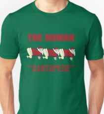 The Human Santapede T-Shirt