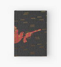 Hamilton - Guns And Ships Hardcover Journal
