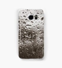 074 - Rainy days Samsung Galaxy Case/Skin