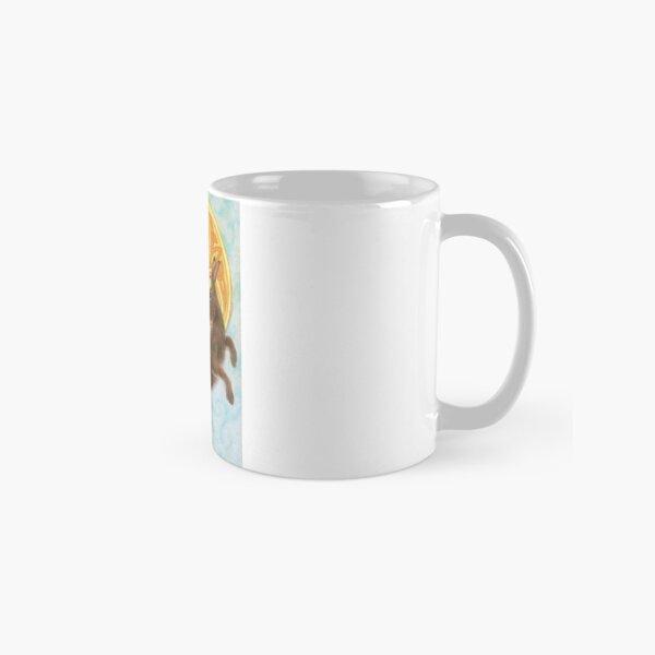 Sun Dancer Rabbit Classic Mug