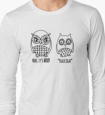 Funny Raleigh North Carolina T-shirt - Owls T-Shirt