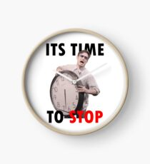 Time to STOP Clock