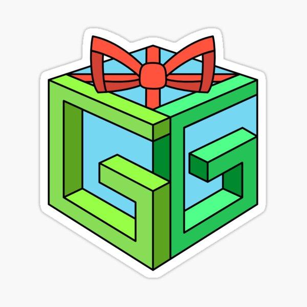 Givin Gifts Logo Sticker