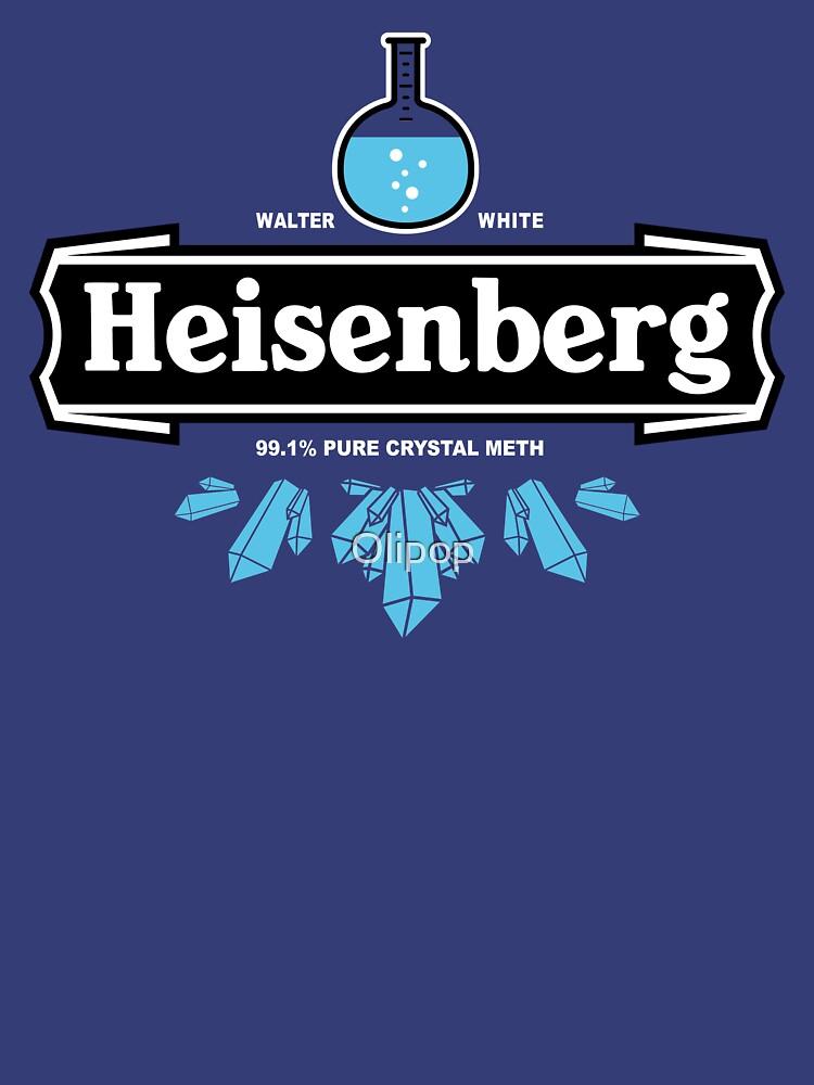 Heisenberg Crystal Meth | Unisex T-Shirt