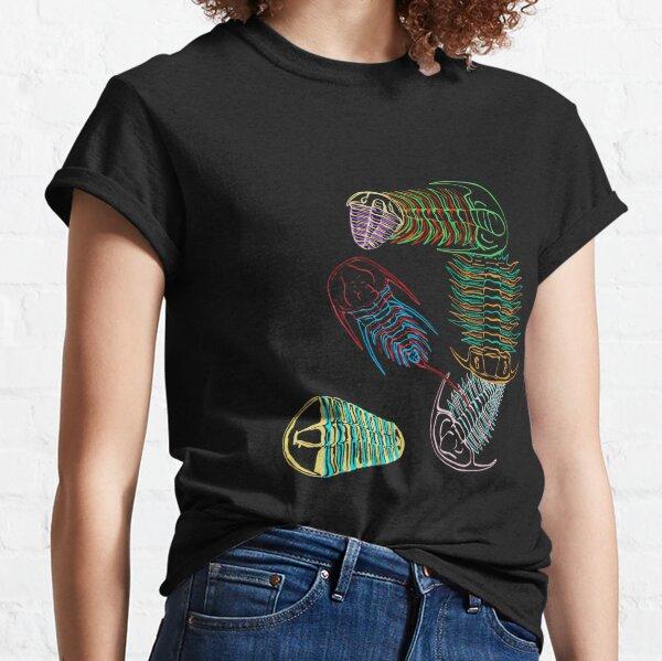 Cambrian Era Trilobites 2 Classic T-Shirt