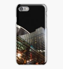 las vegas | outside the aria iPhone Case/Skin