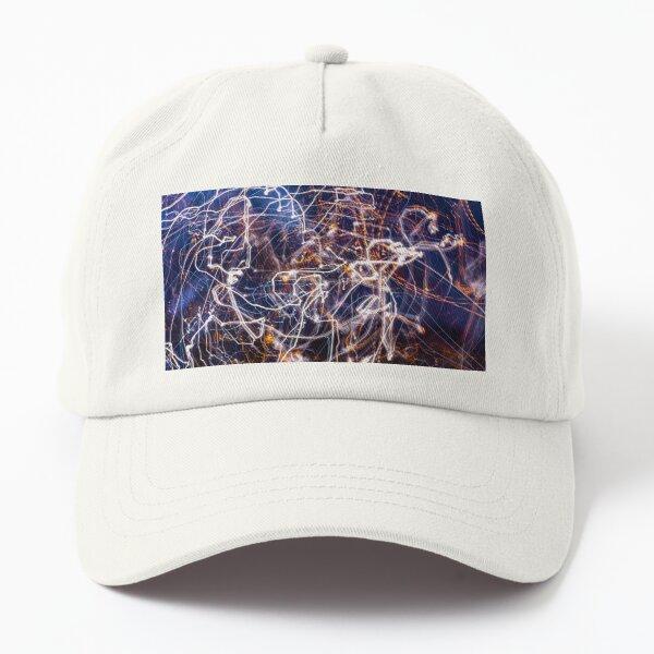 laser color Dad Hat