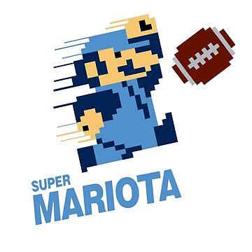 Super Mariota Titans by Scottcamstewart