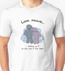 Love Means... T-Shirt