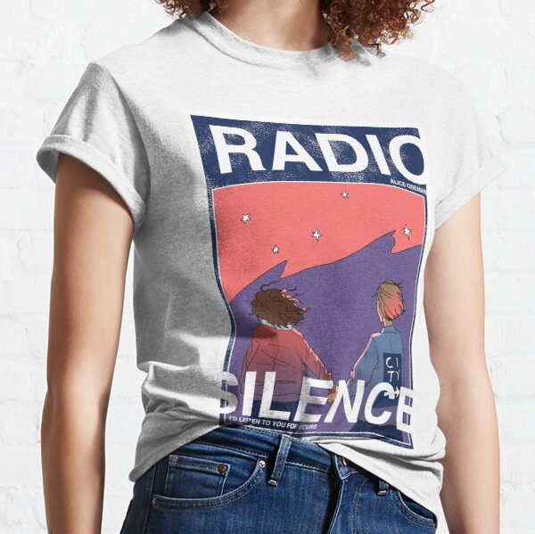 Radio Silence: Poster Classic T-Shirt