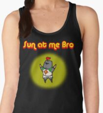 Sun At Me Bro! Women's Tank Top