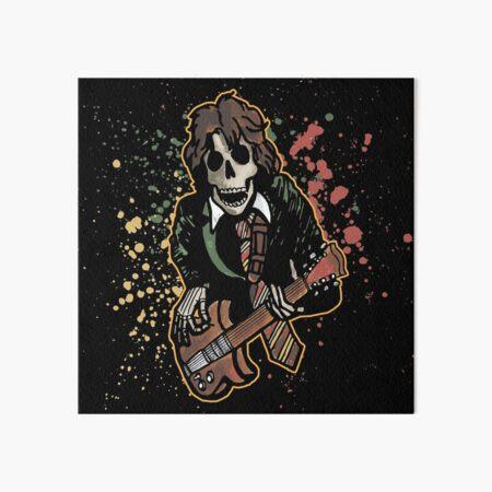 Rock is Forever! Art Board Print