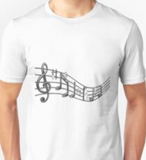 Music Borrowers t-shirt (view large) T-Shirt