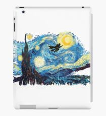 starry potter iPad Case/Skin